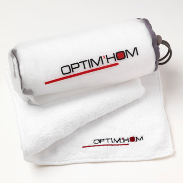 Serviette microfibre Optim'hom