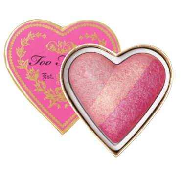 Blush Sweetheart Too Faced. Prix : 28 euros.