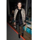 Fashion Week de Londres Olivia Palermo au défilé Matthew Williamson