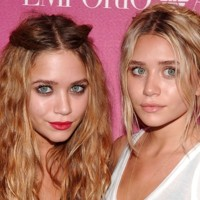 Photo : Mary-Kate et Ashley Olsen