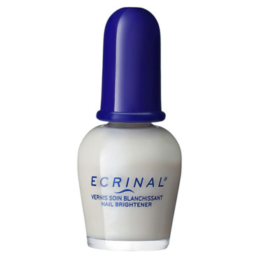 Vernis soin blanchissant, Ecrinal