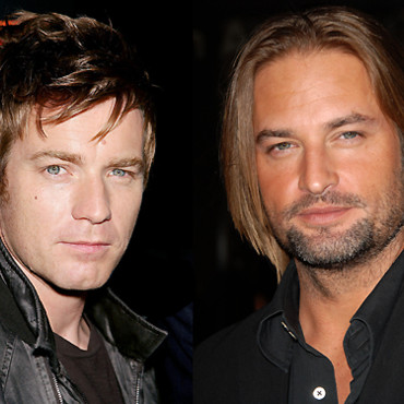 Beauté : Ewan McGregor et Josh Holloway