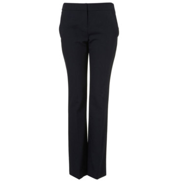 Pantalon droit en stretch Topshop 22 euros