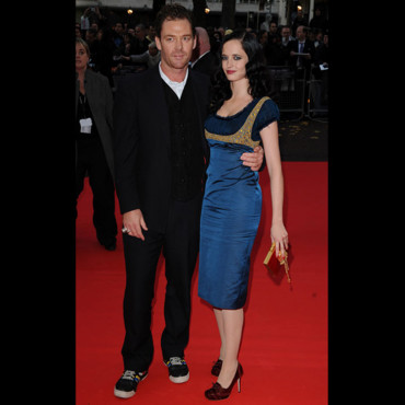 people : Eva Green et Martin Csokas