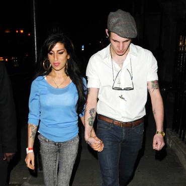 Amy Winehouse et Blake Fielder-Civil