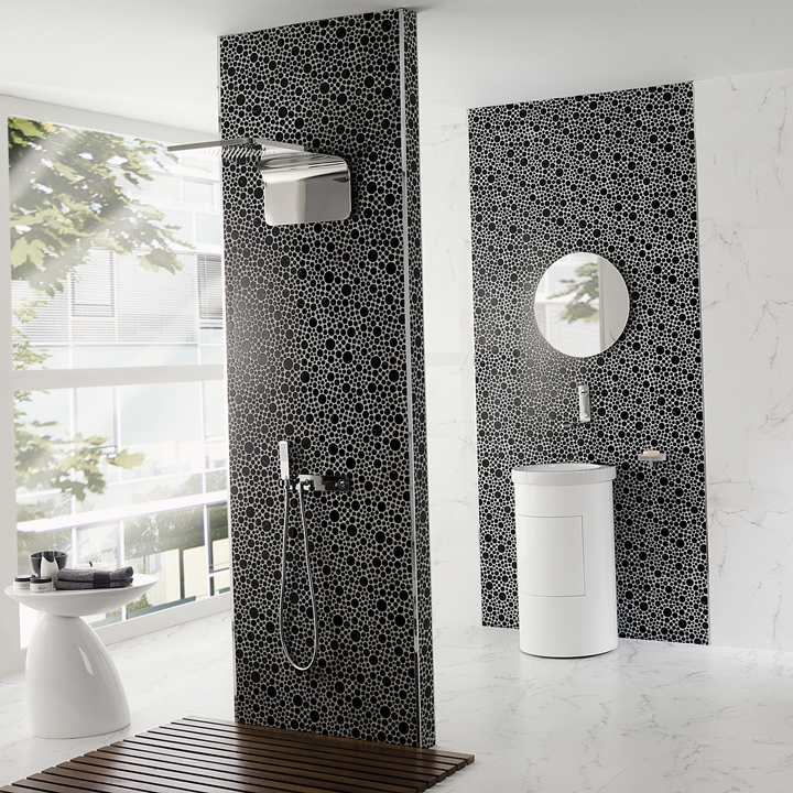 porcelanosa salle de bain carrelage les nouveaut s. Black Bedroom Furniture Sets. Home Design Ideas
