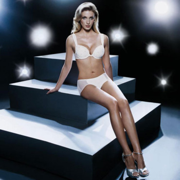 Mode lingerie Wonderstar de Wonderbra Diamonds forever