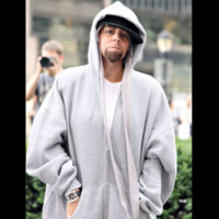 Photo : Mariah Carey copie la dégaine d'Eminem