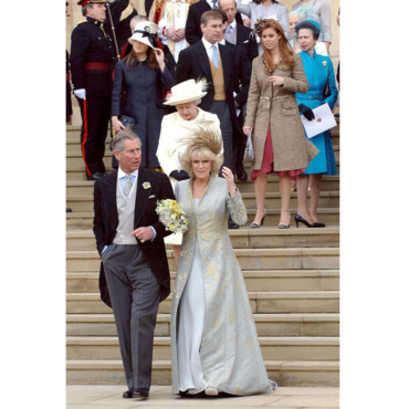 Mariage Prince Charles et Camilla