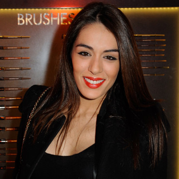 Sofia Essaidi lors de la soirée Make Up For Ever le 31 janvier 2013 à Paris