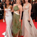Kerry Washington, Gong Li et Andie MacDowel