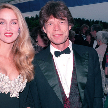 Mick Jagger Jerry Hall