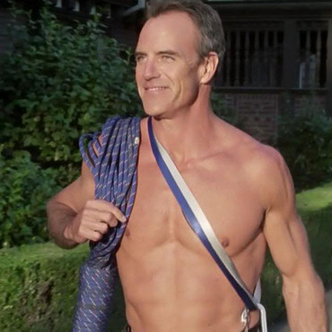 Richard Burgi dans Big Shots, une série ABC avec Michael Vartan, Dylan McDermott, Christopher Titus