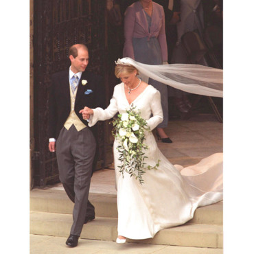 Sophie Rhys-Jones et le Prince Edward
