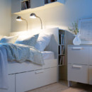 Chambre Brimnes - Ikea
