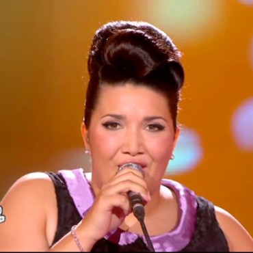 "Amalya interprète ""I Say A Little Prayer"" en direct"