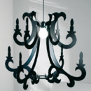 Lustre Castorama Suspension Chandelier Illustre