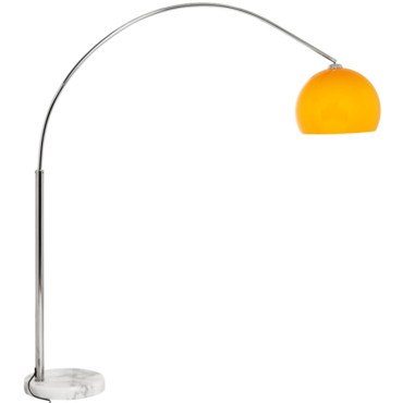 Lampadaire Arc Small Orange Paris-prix à 119,95 euros