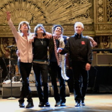 rolling stones filmes par martin scorsese ouvriront berlinale