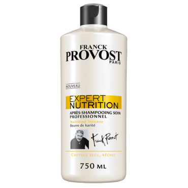 Shampooing Nutrition Franck Provost, 750ml, 5,95€