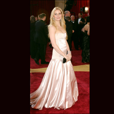 Gwyneth Paltrow en Stella Mac Cartney en 2005