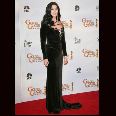Golden Globes Cher