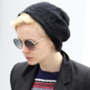 Carey Mulligan et son bonnet