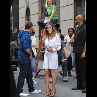 Sarah Jessica Parker dans Sex and the City 2
