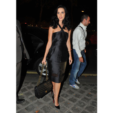 Katy Perry et son sac Chanel