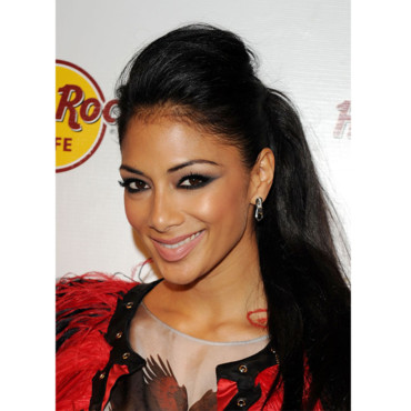 Queue de cheval Nicole Scherzinger