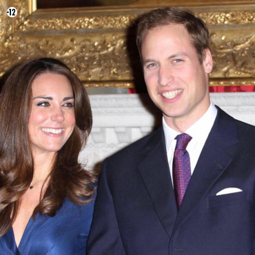 Kate Middleton et Prince William