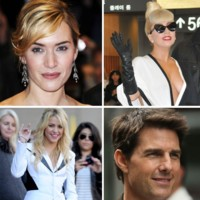 Kate Winslet, Lady Gaga, Tom Cruise... les 10 news people de la semaine