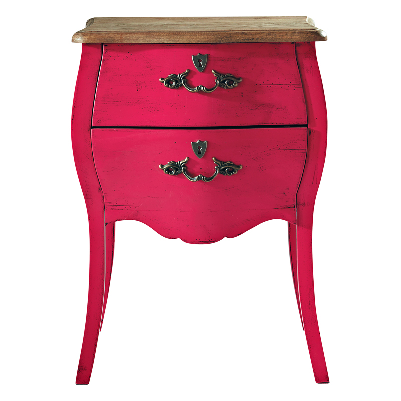 Mobilier color 30 meubles pour un int rieur vitamin for Console maison du monde