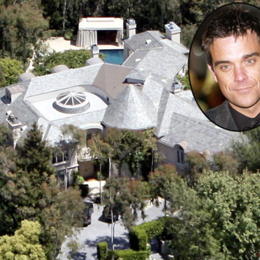 Maison de Robbie Williams