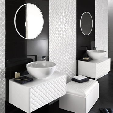 porcelanosa salle de bains porcelanosa salle bain sur enperdresonlapin. Black Bedroom Furniture Sets. Home Design Ideas