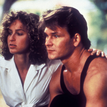 Patrick Swayze, dans Dirty Dancing