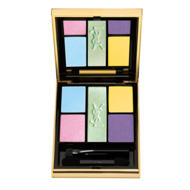Palette 5 Couleurs Candy Face Yves-Saint-Laurent