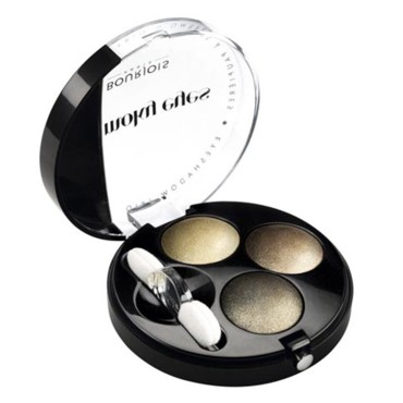 Trio Smoky Eyes Or baroque Bourjois