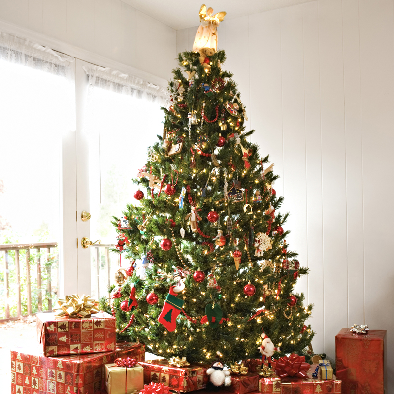 30 sapins de no l pour trouver son style d co un sapin de no l po tique d co - Decoration sapin de noel tendance ...