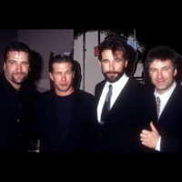 Photo : William Baldwin, Daniel Baldwin, Stephen Baldwin et Alec Baldwin