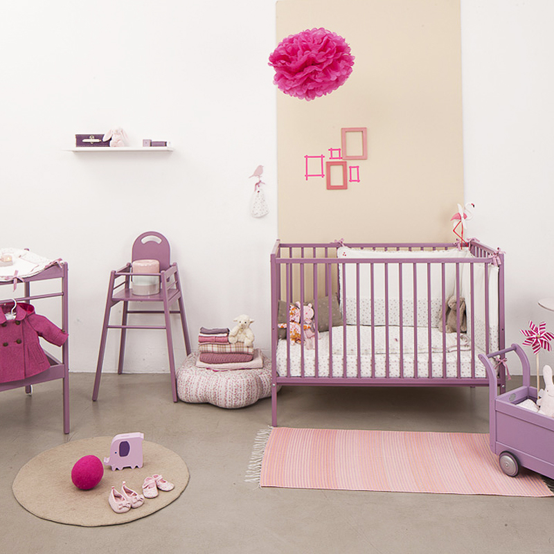 Comment decorer chambre bebe fille for Photo de chambre pour bebe fille