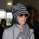 Katy Perry et son bonnet