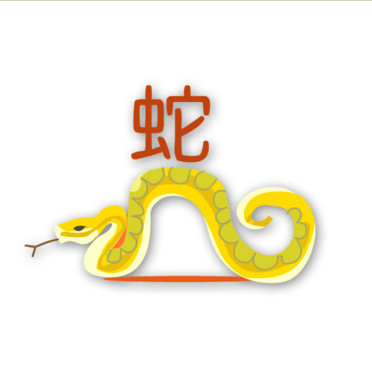 Horoscope Chinois Serpent - Copyright © <>