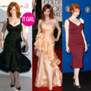 Christina Hendricks le best of mode