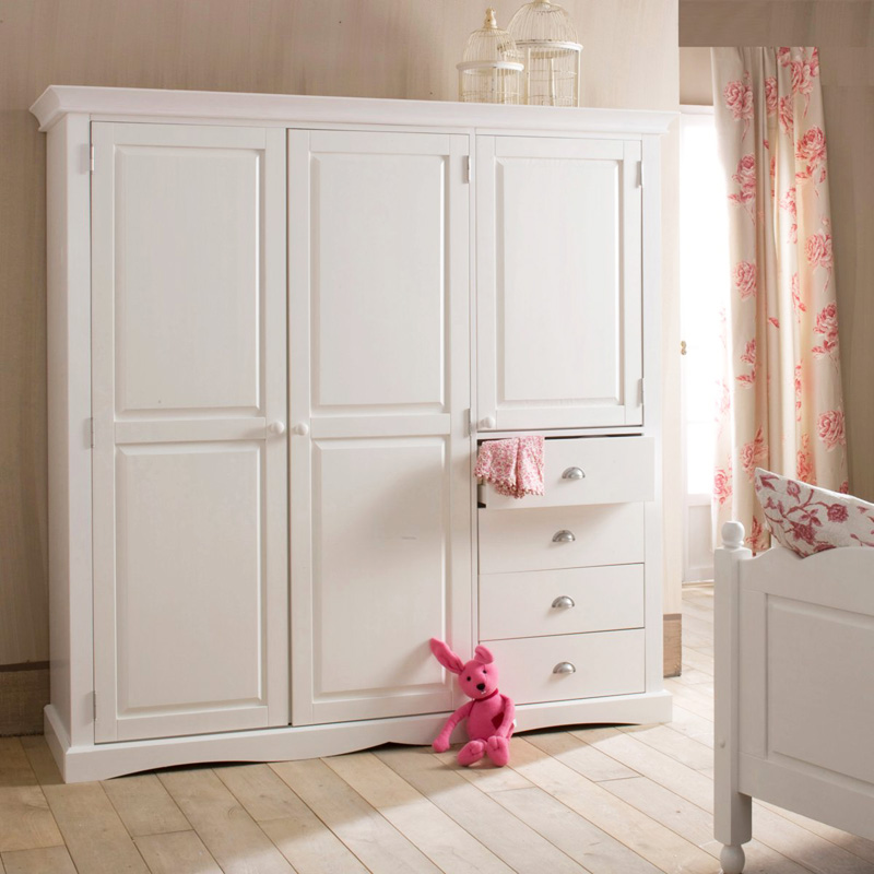 dressing 15 armoires pour un rangement de chambre canon armoire penderie la redoute d co. Black Bedroom Furniture Sets. Home Design Ideas
