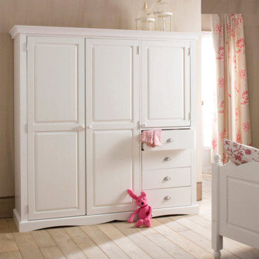 Awesome armoire chambre adulte la redoute contemporary for Armoire chambre adulte