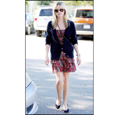 Look du jour Reese Witherspoon