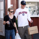 Reese Witherspoon et son agent et fiancé Jim Toth