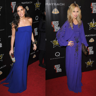 Top Flop Demi Moore vs Rachel Zoe