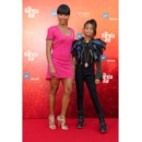 Willow Smith en mode spatial avec sa maman